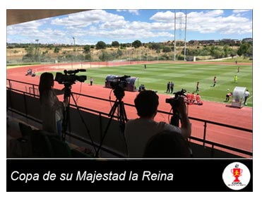 Streaming diferido Copa de su Majestad la Reina