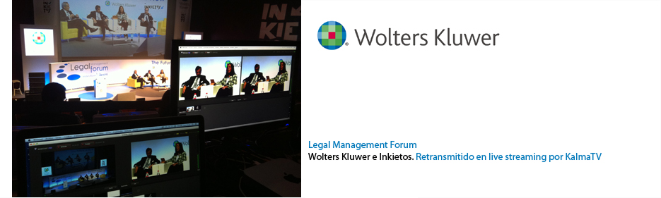 Legal Management Forum con Wolter Kluwer